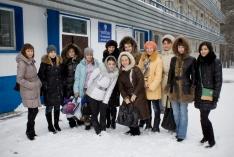 Клуб волонтеров - итоги 2012