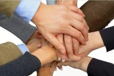 Рабочая встреча фонда с социальными партнерами.