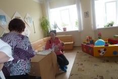 Рабочий визит в г. Колпашево