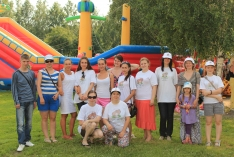 Фестиваль «В кругу семьи». Закрытие.