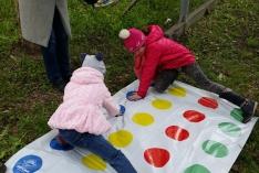 Праздничная игровая программа в День защиты детей