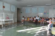 Детское отделение ТФМЦ. Поездка 17 ноября
