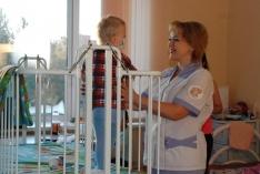 Больничные дети. Ноябрь 2015г.