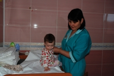 Больничные дети. Статистика за ноябрь.