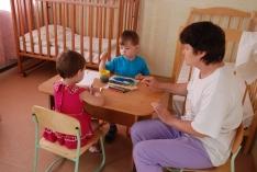 Больничные дети. Сентябрь 2016г.