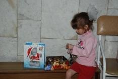 ЯНГ Поздравление малышей в Тимирязево
