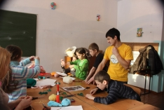 Тимирязевские куколки