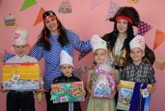 Акция «День Рождения» в СРЦН Томского района