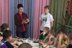 «БлаговестЪ» и студенты ТПУ в Асино
