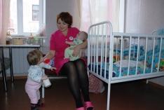 Больничные дети. Работаем в Детской больнице №2