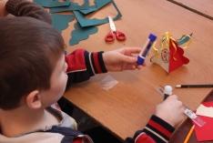 Бумажные елочки на радость детям и взрослым