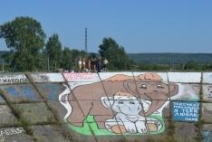Мамонты в Томске