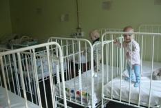 Госпитальный синдром у детей раннего возраста.