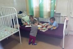 Дневничок больничных малышей. 12.10.2017