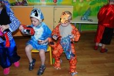 Яркий Новый Год – детям 2018! Утренник у малышей в Тимирязево.