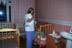 Дневничок больничных малышей. 08.01.2018