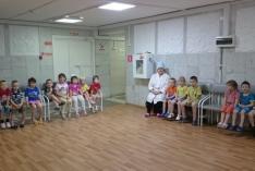 Дневничок больничных малышей. Детская туберкулёзная больница. 26.04.2018.