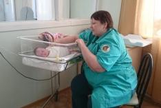 Дневничок больничных малышей. 31.05.2018