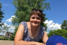 Поездка в Бакчарский детский дом на День Рождения мальчика. 24.06.2018
