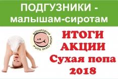 Сухая попа-2018. ИТОГИ