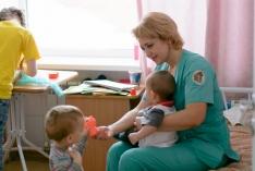 Дневничок больничных малышей. 17.12.2018