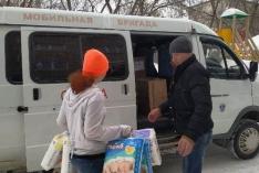 Благотворительная помощь Парабельской районной больнице.