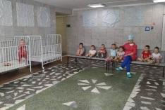 Детская туберкулёзная больница. 22.04.2020