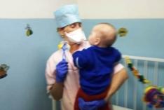 Дневничок больничных малышей. 09.06.2020