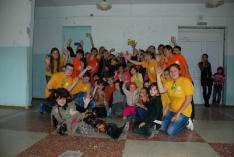 Веселые выходные в Тимирязево