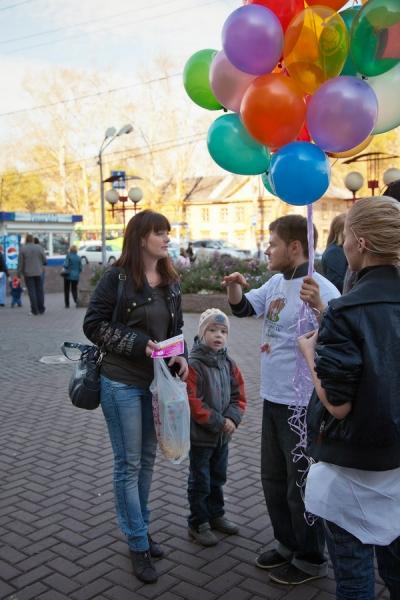 Сухая попа томск 2011