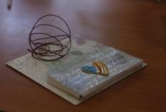 Кармашек для писем и записок. Творческие мастерские.