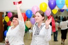 """15 мая 2012 года в Академическом лицее торжественно открылся фестиваль """"В кругу семьи-2012""""!"""