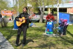Воскресенье 20 мая выдалось насыщенным, увлекательным и познавательным для семей участвующих в фестивале.