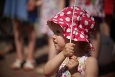 2 июня на Белом Озере началась кульминационная часть открытого фестиваля «В кругу семьи».